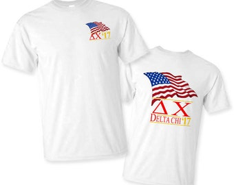 Delta Chi Patriot Limited Edition Tee