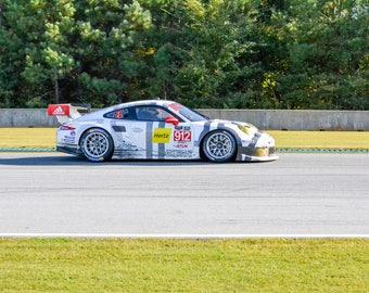 Porsche #912 Racing Road Atlanta Petit le Mans