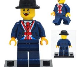 Mr Lester Custom Minifigure 100% Lego Compatible!