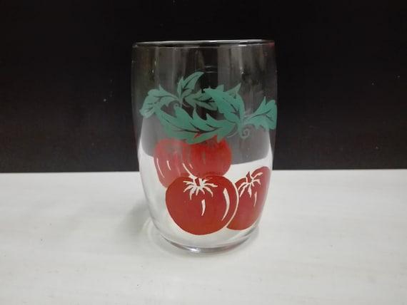 Fruit Glas, apple (multiple available)