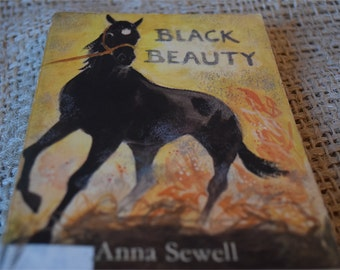 Black Beauty. Anna Sewell. A Vintage Puffin Book. Published by Penguin