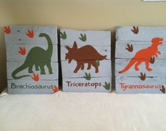 Dino Signs