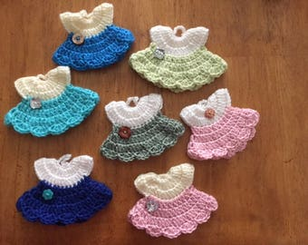 Crochet Mini Dresses