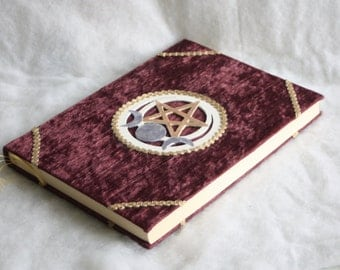 Grimoire for wicca, witch