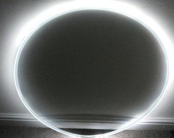 Snowflake LED Polypro Hula Hoop