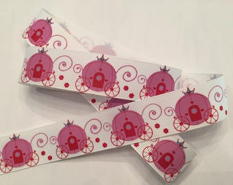 """DAILY SPECIAL Buy 10Y Pay 5 Dollars Carriage Grosgrain Ribbon 1"""""""