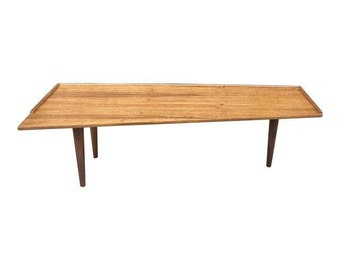 Items similar to crate style coffee table made with for Crate style coffee table