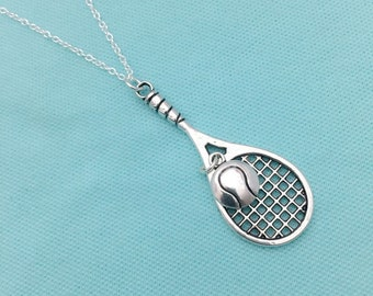 ON SALE - Tennis Necklace - Tennis Jewelry - Tennis Gifts
