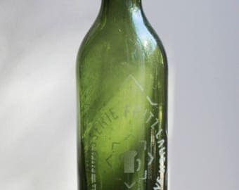 Bottle brewery Fritz - France - year 1940