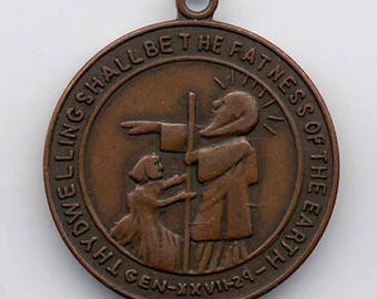 Good Luck Medallion from The Farmers Advocate
