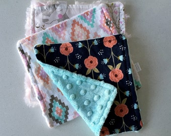 Reusable for Baby Baby washcloth - surprise package 3 Washcloths Surprise pack Washcloths