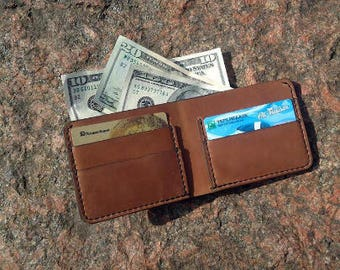 Leather wallet Mens wallet Mens gift Boyfriend gift gifts for him husband gift father gift Gift for husband grooms gifts