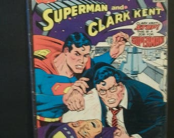 1985 DC Comics Presents  #79 Superman  Meet Clark Kent VG-Very Fine DC Comics