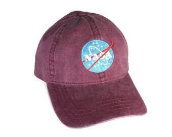 FREE Shipping - NASA Today & Tomorrow Washed Cotton Cap