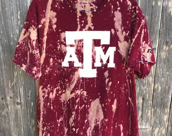 Texas A&M Tshirt, Size Large