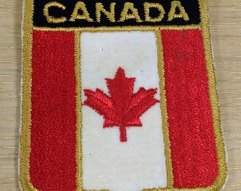 Canada Patch/Applique/ Free Shipping Within The Cont. USA