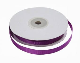 """3/8"""" Grosgrain Ribbon - 5YDS --- CLEARANCE!! - See Below for Colors & Quantities!!"""