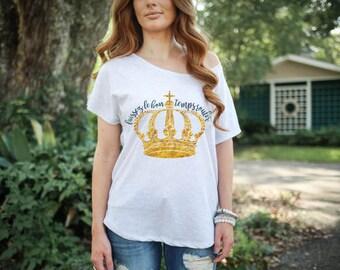 Laissez Bon Temps Rouler! New Orleans Mardi Gras Womens Tshirt