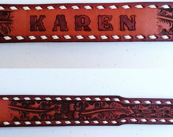 Vintage Women's Western Belt