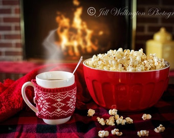 DIGITAL Steam Overlays, set of 6, jpg, for coffee, hot chocolate, tea, photographers, photography