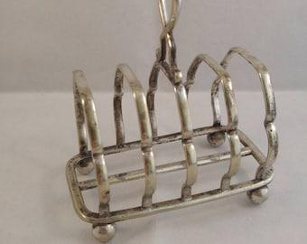 Small 5 bar toast rack