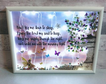 CUSTOM ORDER Lightbox, Personalised Gifts for her, Unique Presents for him, custom designs, one of a kind ideas, home decor