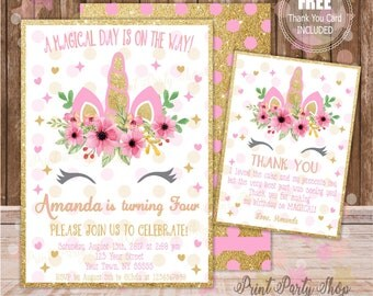 Customizable Party Invitations with perfect invitation layout