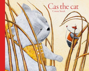 Picturebook Cas the cat