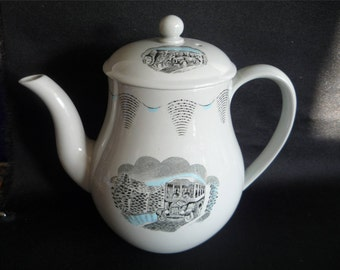 Eric Ravilious - Wedgwood Travel Coffee Pot