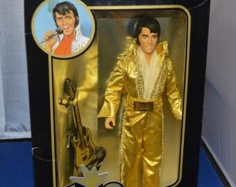 Vintage,1984 Elvis Doll -Graceland