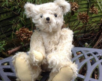 "Bertie, a 10"" limited edition collectors' bear"