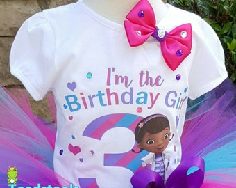 Doc Birthday Shirt