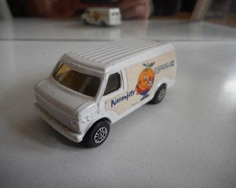 "Corgi Juniors US Van ""Espana 82"" in White"
