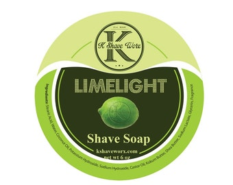 Limelight Shave Soap
