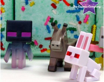 Minecraft surprise toy bath bomb-Little Dippers