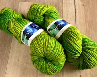 Anne - DK 100% Australian Merino Hand Dyed Yarn