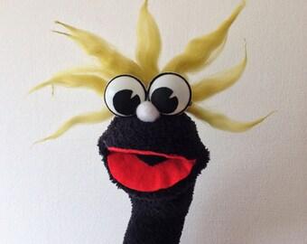 Crazy Sock Puppet - Hand Puppet
