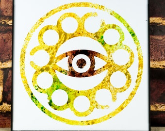 Eye of Agamotto Print