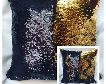 Mermaid Fabric Cushion Cover
