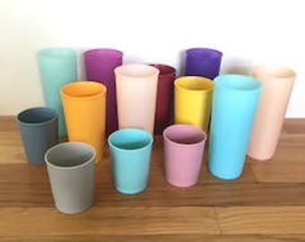Assorted Tupperware Tumblers/Cups