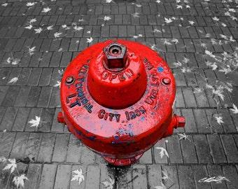 Gastown Fire Hydrant