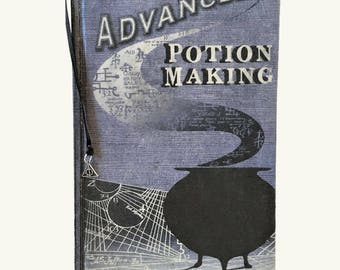 Advanced Potion Making book Harry Potter journal