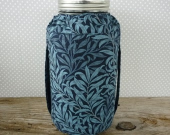 Half gallon jar cover/half gallon jar cozy/half gallon fermenting jar/ball canning jar cozy