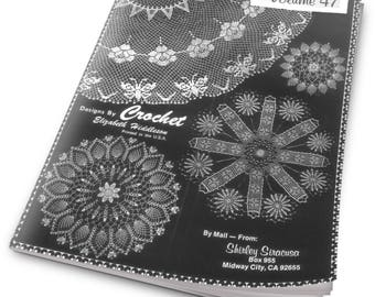 Elizabeth Hiddleson Crochet Pattern Book. Designs By Crochet Volume 47 (1983)