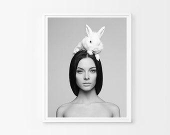 Black and White Fashion Photography, Fashion Print, Fashion Printable, Fashion Poster, Fashion Wall Art, Fashion Art, Fashion Decor