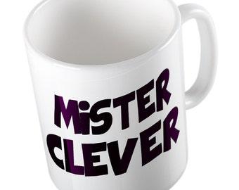 Mister clever mug