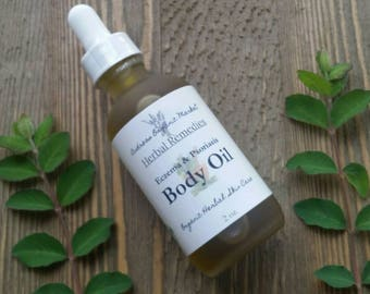 Organic Eczema and Psoriasis Body Oil, Organic Eczema Body Oil, Natural Psoriasis Treatment, Organic Skin Care, Skin Rash Healing Oil, Vegan