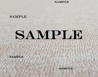 Stretch Fabric Sample Service