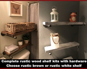 Shelves Hanging Shelves Wood Shelves Bathroom Shelves Kitchen Shelves Rustic Shelves