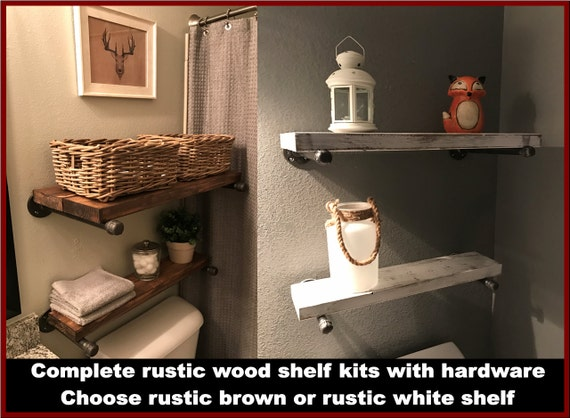 ... Rustic Shelf, Rustic Wood Shelf, Rustic Wooden Shelf, Rustic Wall Shelf,  Rustic